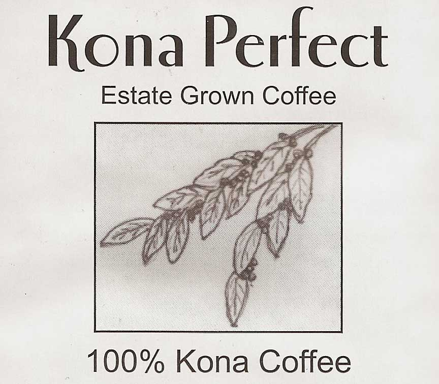 Kona Perfect Logo